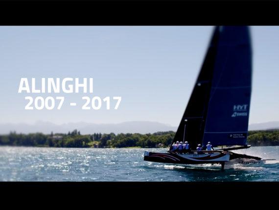 Alinghi 2007 – 2017