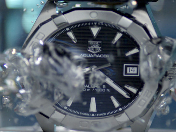 Tag Heuer  Stress tests - 5 films