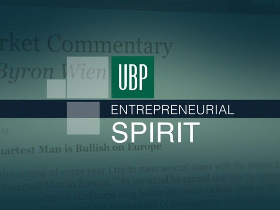 UBP SA - UBP TV CORPORATE COMMUNICATION