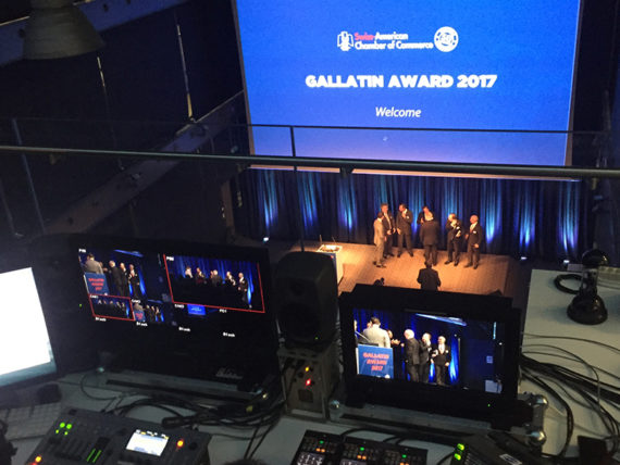 GALLATIN AWARDS